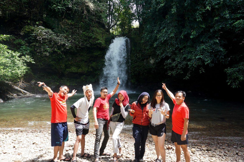 Piknik ke Bengkayang Yuks!! Riam Pangar, Riam Ampang & Bukit Jamur