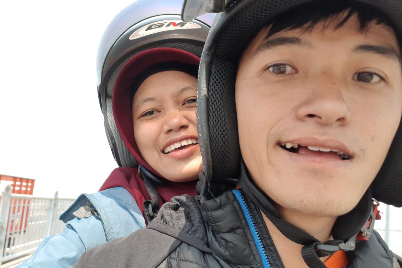 Manajemen Perjalanan Dengan Sepeda Motor