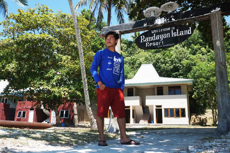 Pulau Randayan, Pulau Pribadi yang Indah