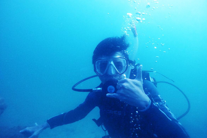 Belajar Scuba Diving di Kalimantan Barat