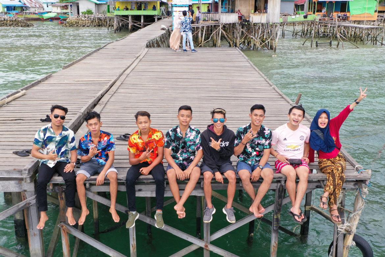 """""""New Normal """" Pulau Lemukutan"""
